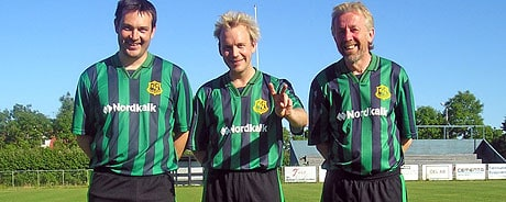 Moqi, Johan och Rolle