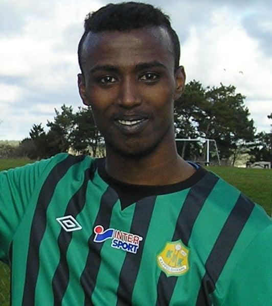Khalid gjorde KIK:s mål