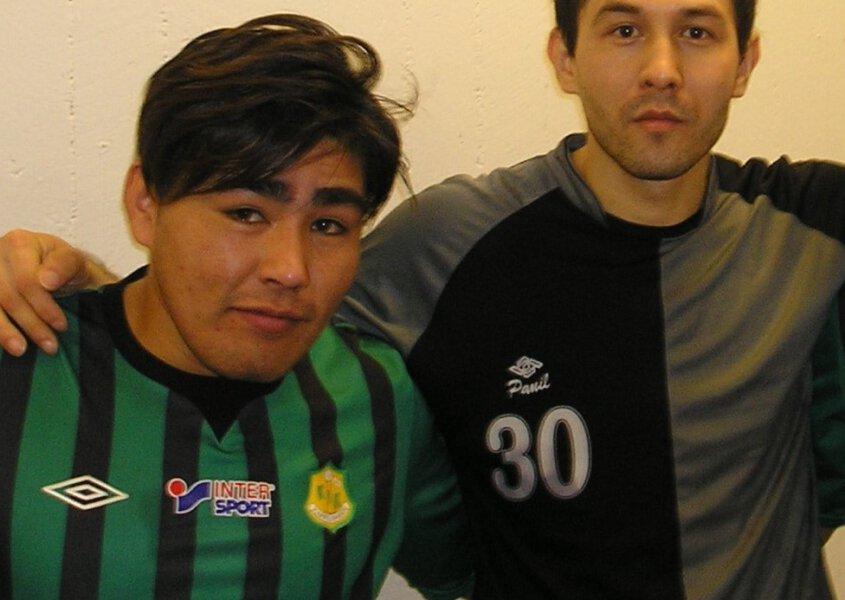 Två bra spelare