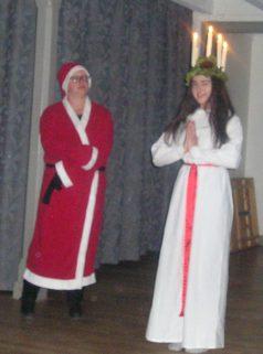 Johanna och Natalie
